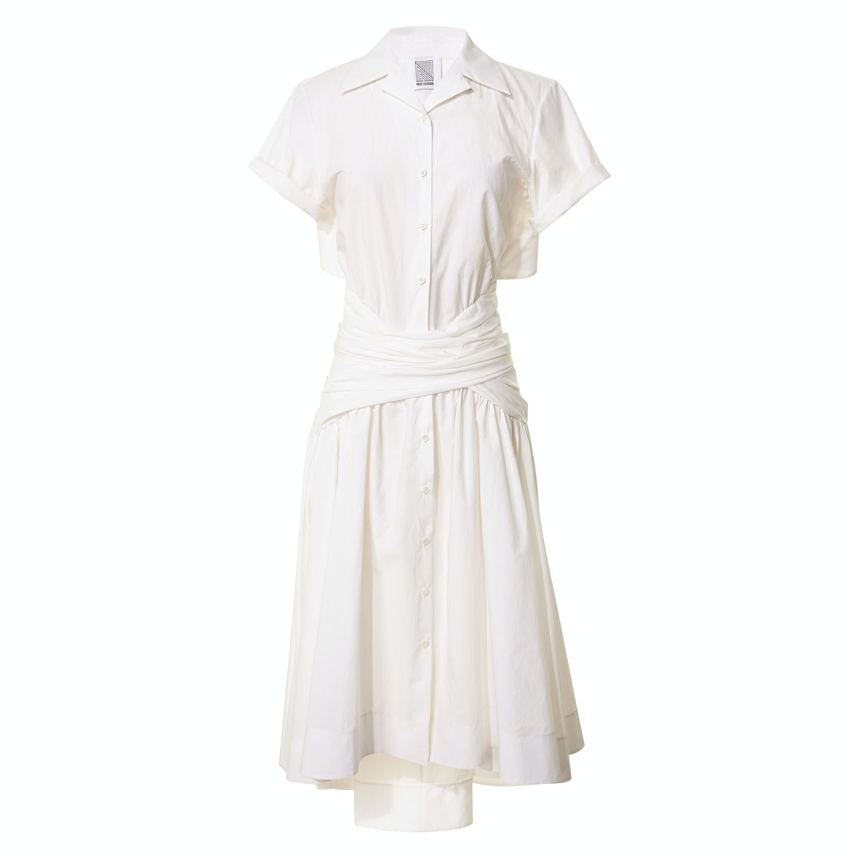 Rosie Assoulin Shirt Dress