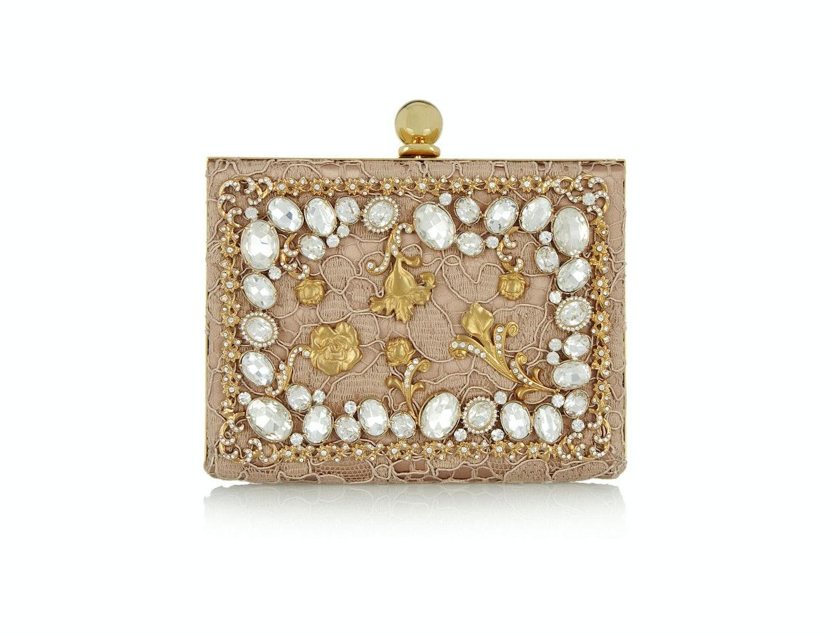 Dolce and Gabbana Ava clutch