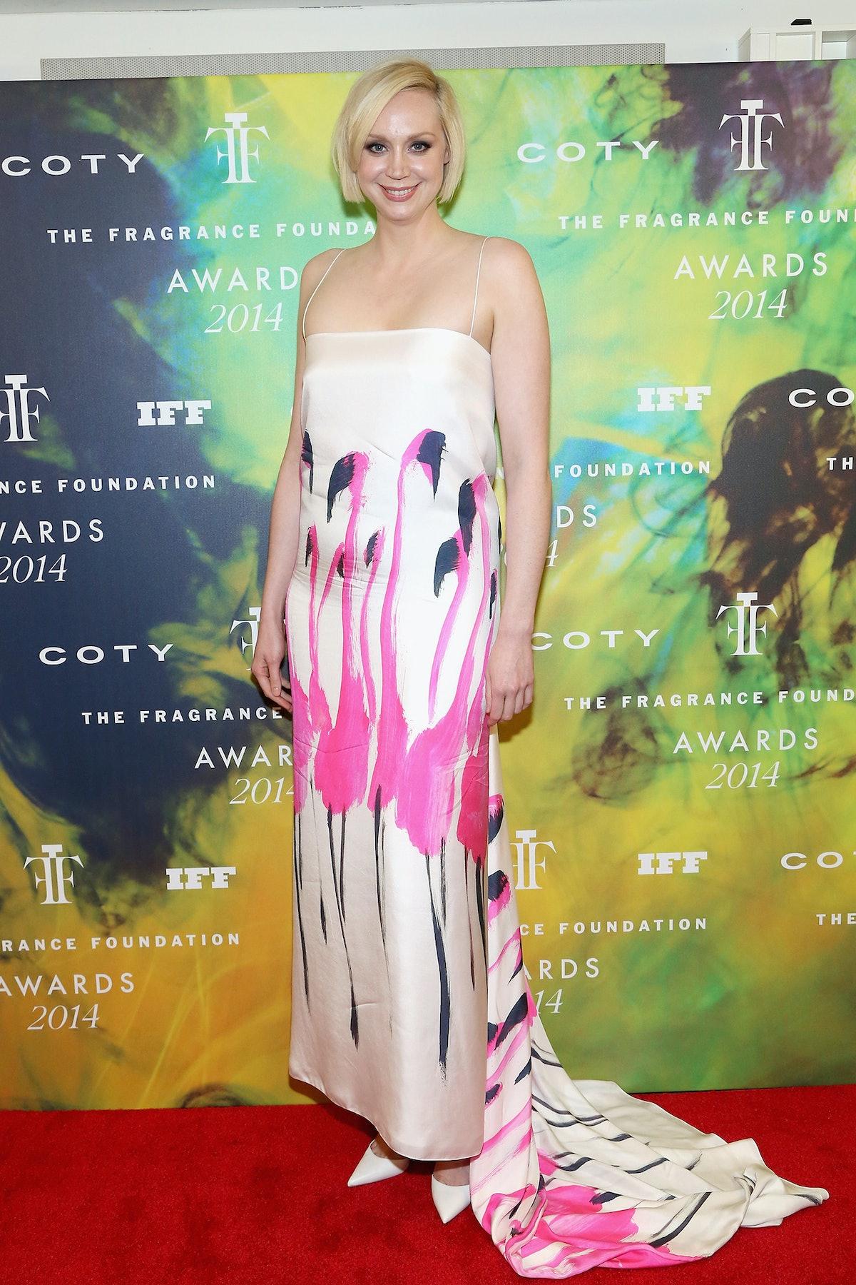 Gwendoline Christie Fragrance Awards