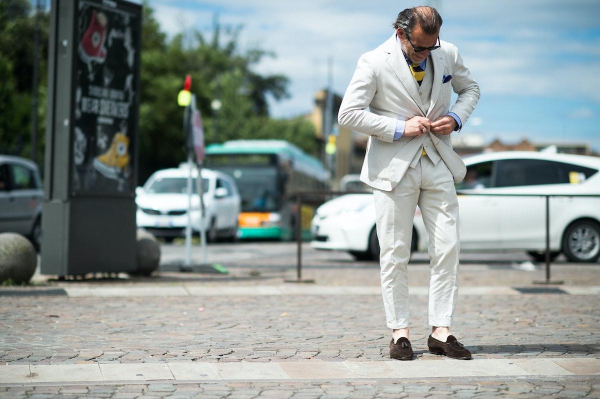 Pitti Immagine Uomo Street Style