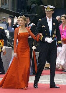 Princess Letizia 2004