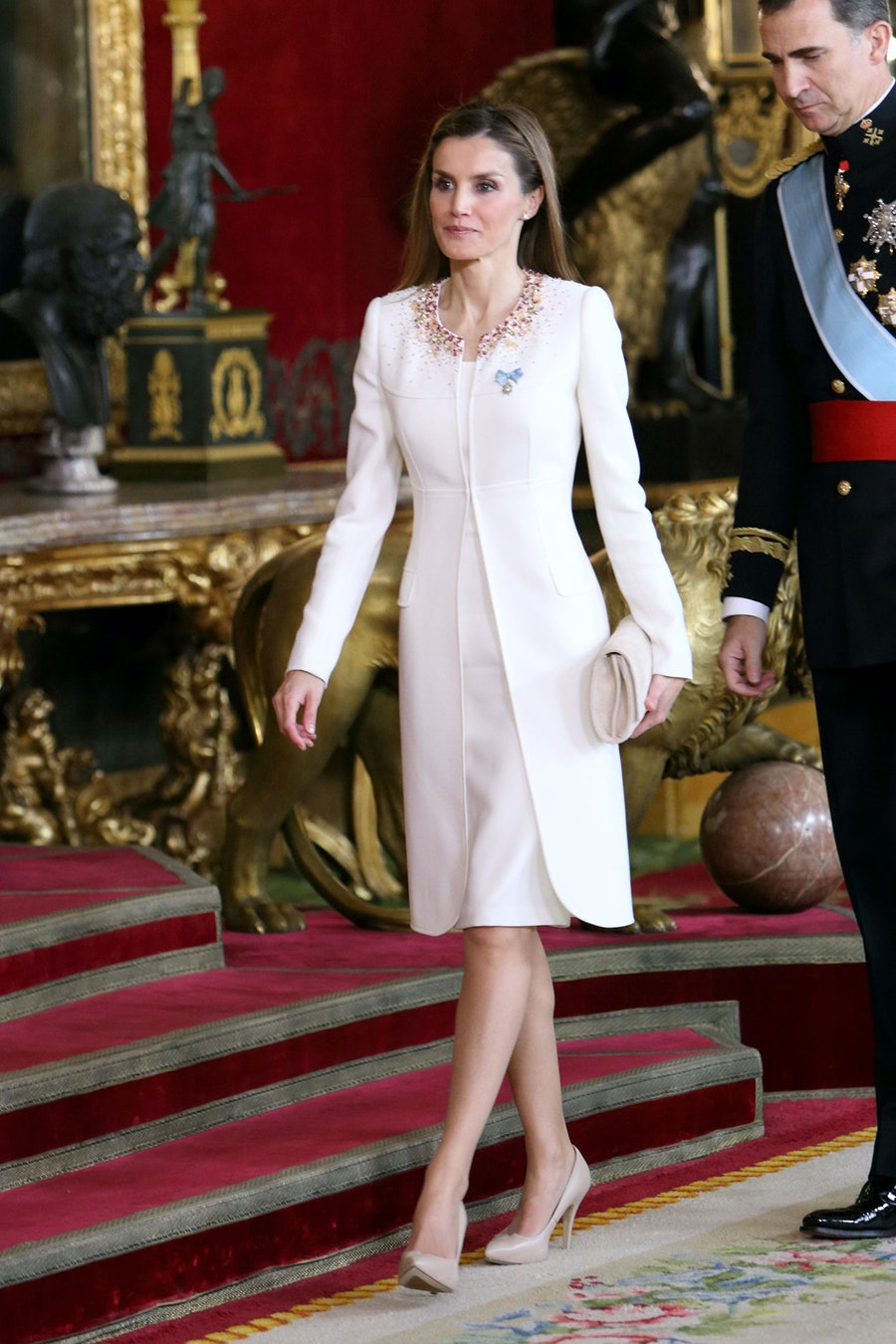 Queen Letizia of Spain Coronation