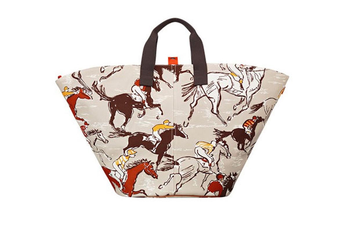 Hermès beach bag