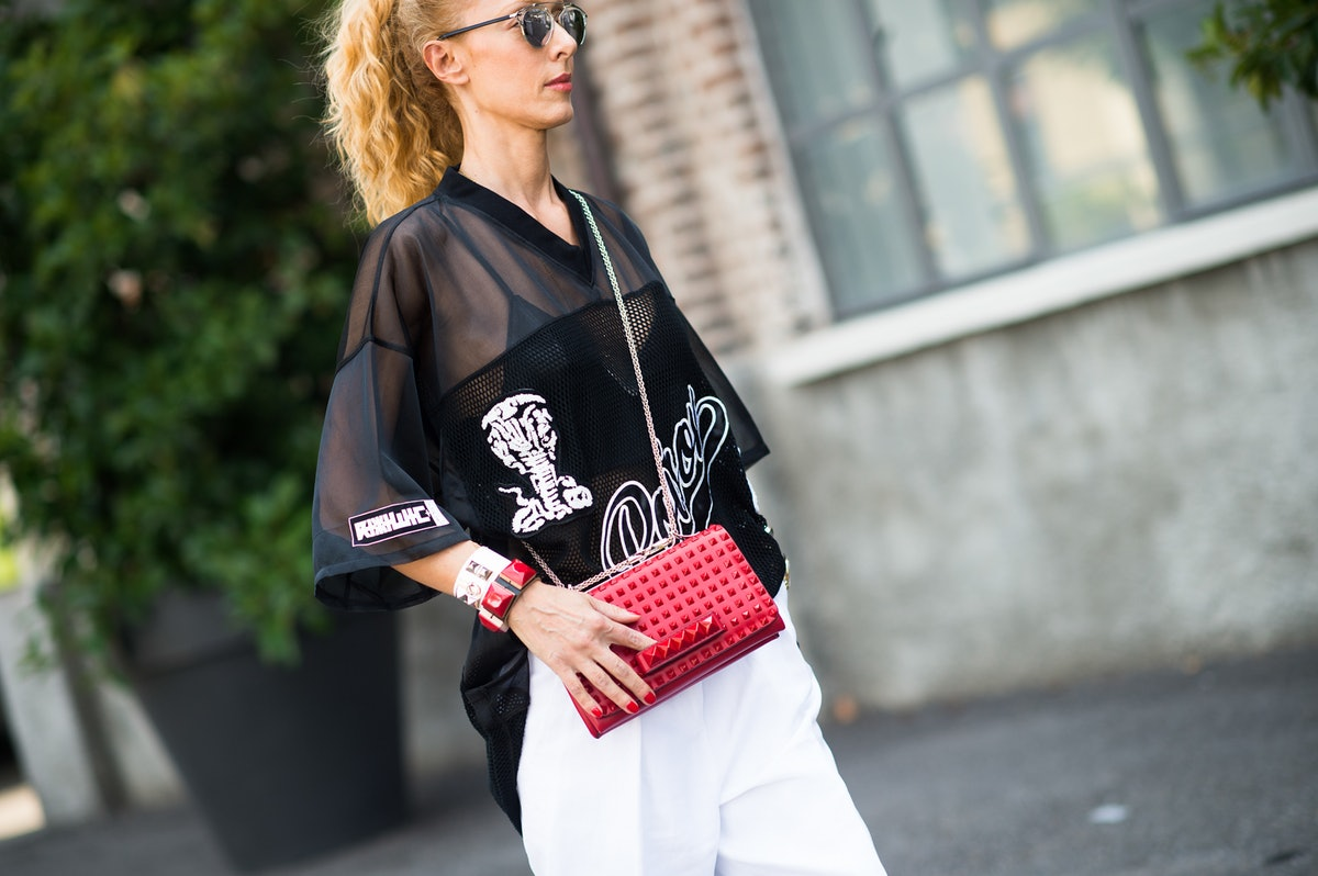 Milan Men's Fashion Week Spring 2015 Street Style