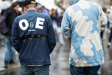 Paris Men's Fashion Week Street Style Day 4