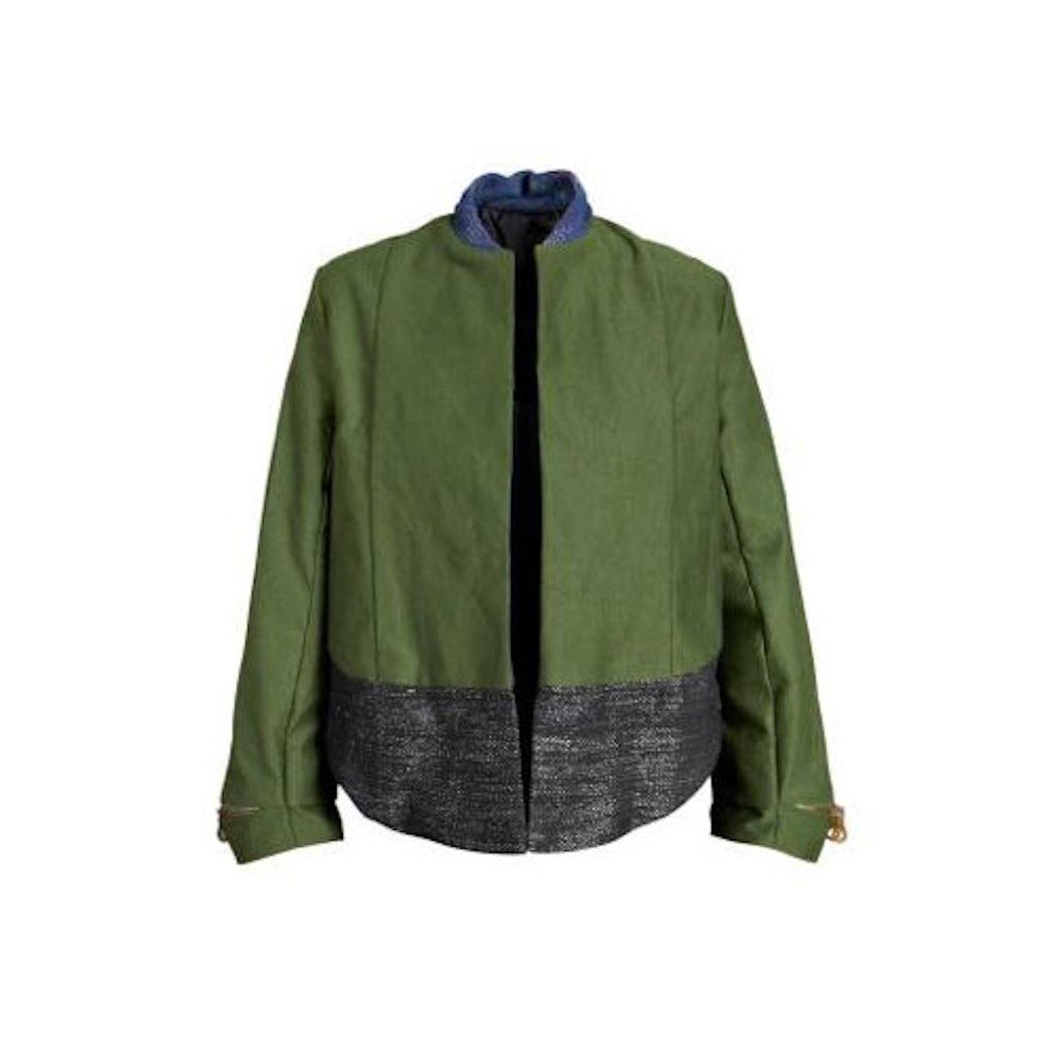 Juan Carlos Obando jacket