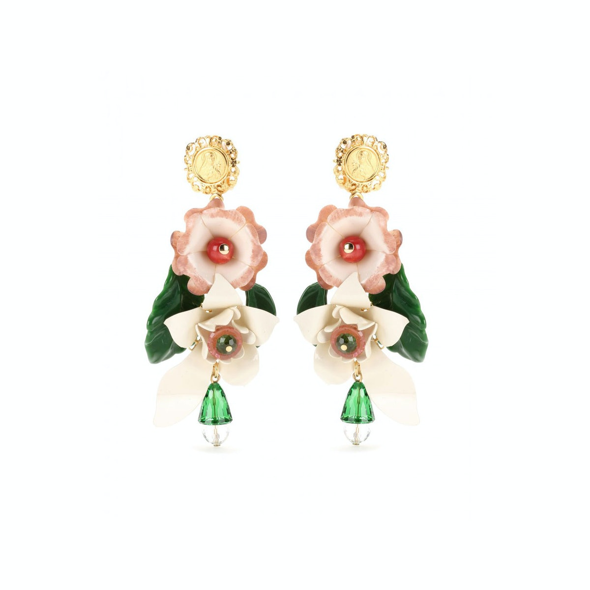 Dolce and Gabbana earrings