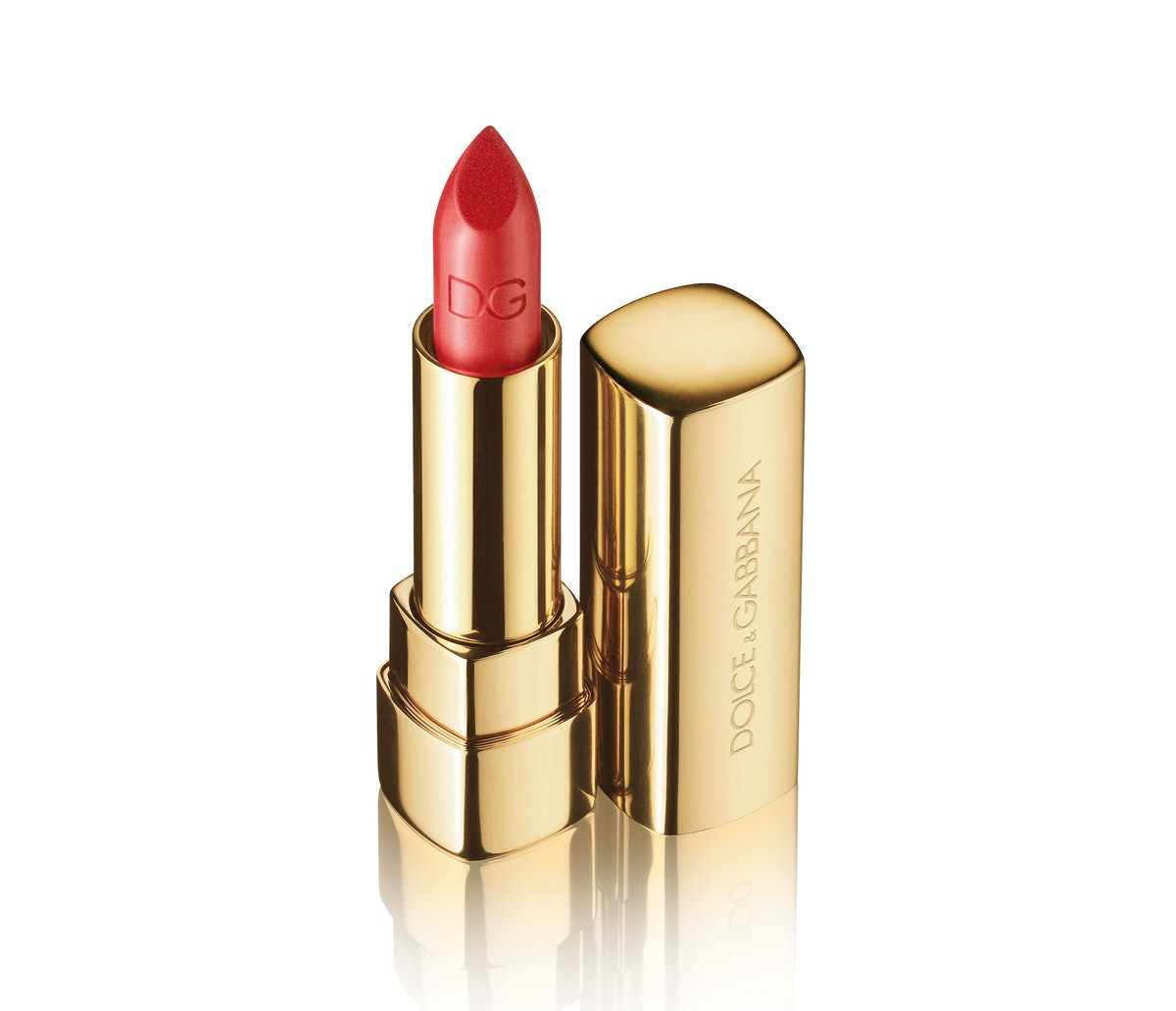 Dolce and Gabbana Lipstick in Fire