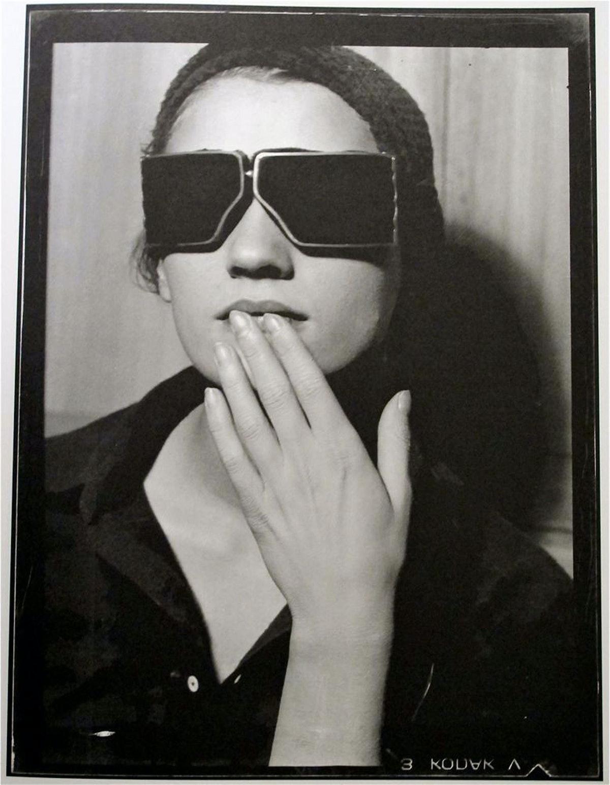 Man Ray's portrait of Lee Miller