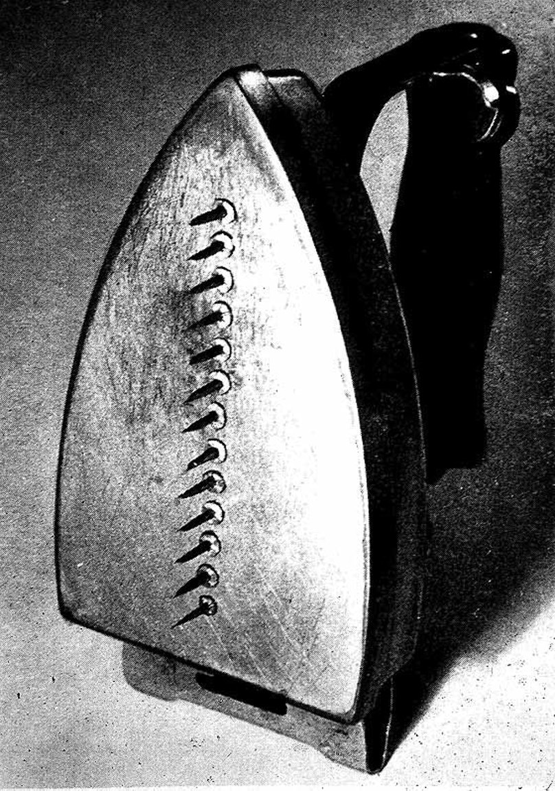 Man Ray's The Gift
