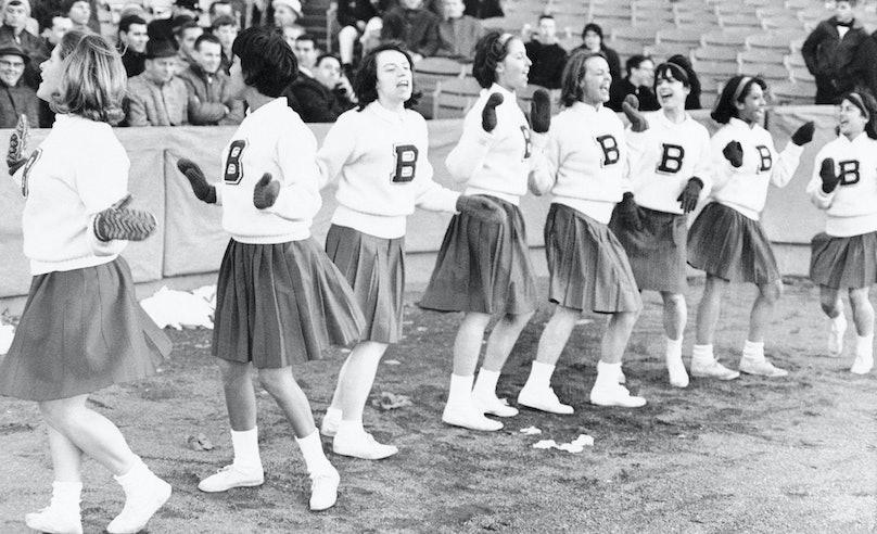 Radcliffe College girls