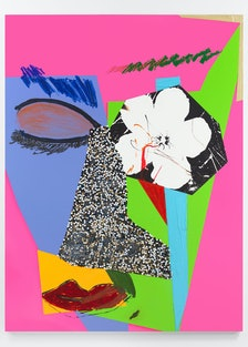Mickalene Thomas Picasso