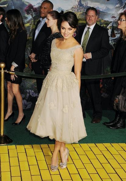 Mila Kunis in Dolce, 2013