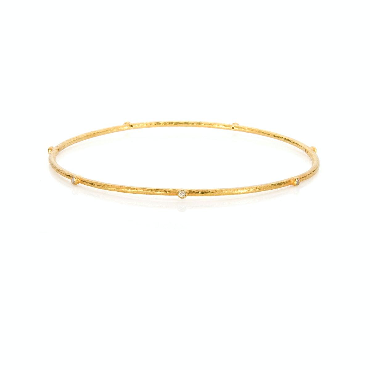 Satya gold bracelet