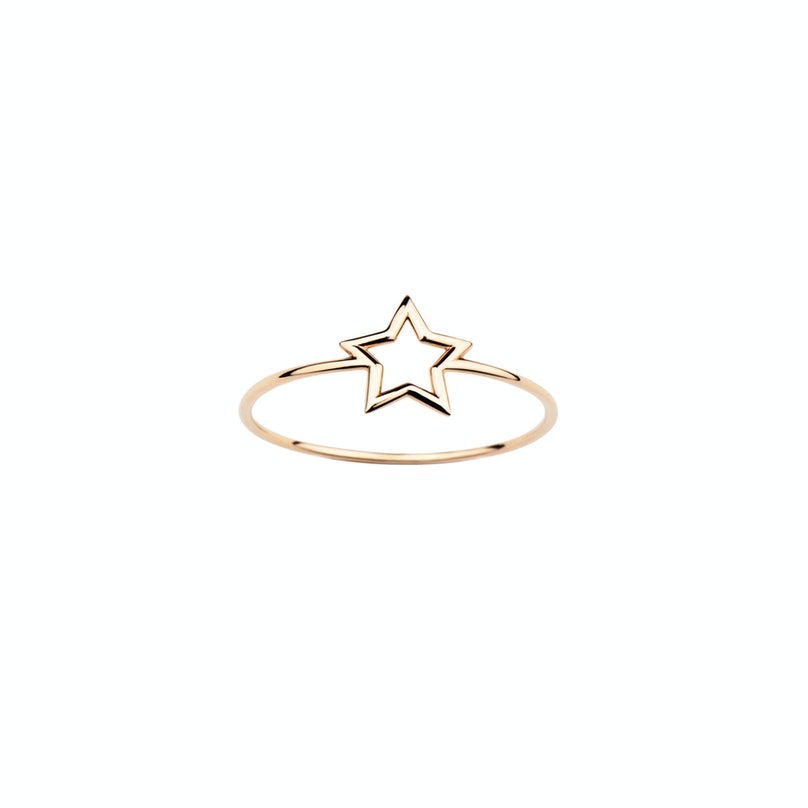 Aurelie Biedermann gold ring