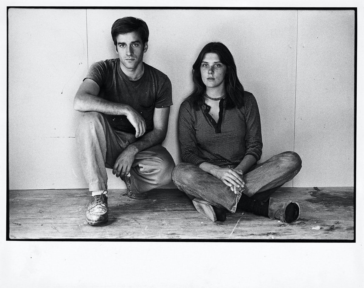 Mel Ziegler and Kate Ericson