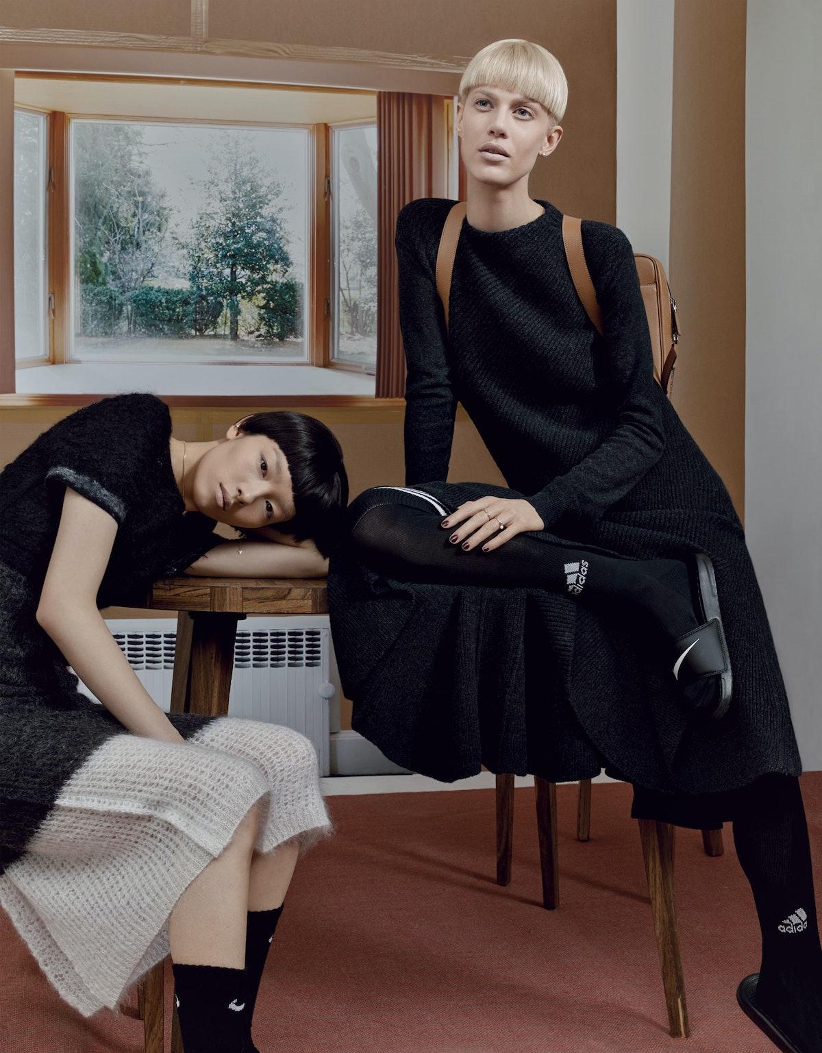 Calvin Klein Collection dress