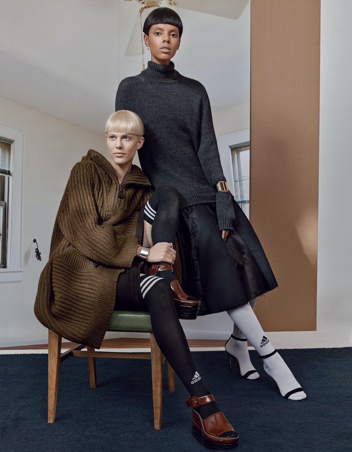 Hermès coat Normcore