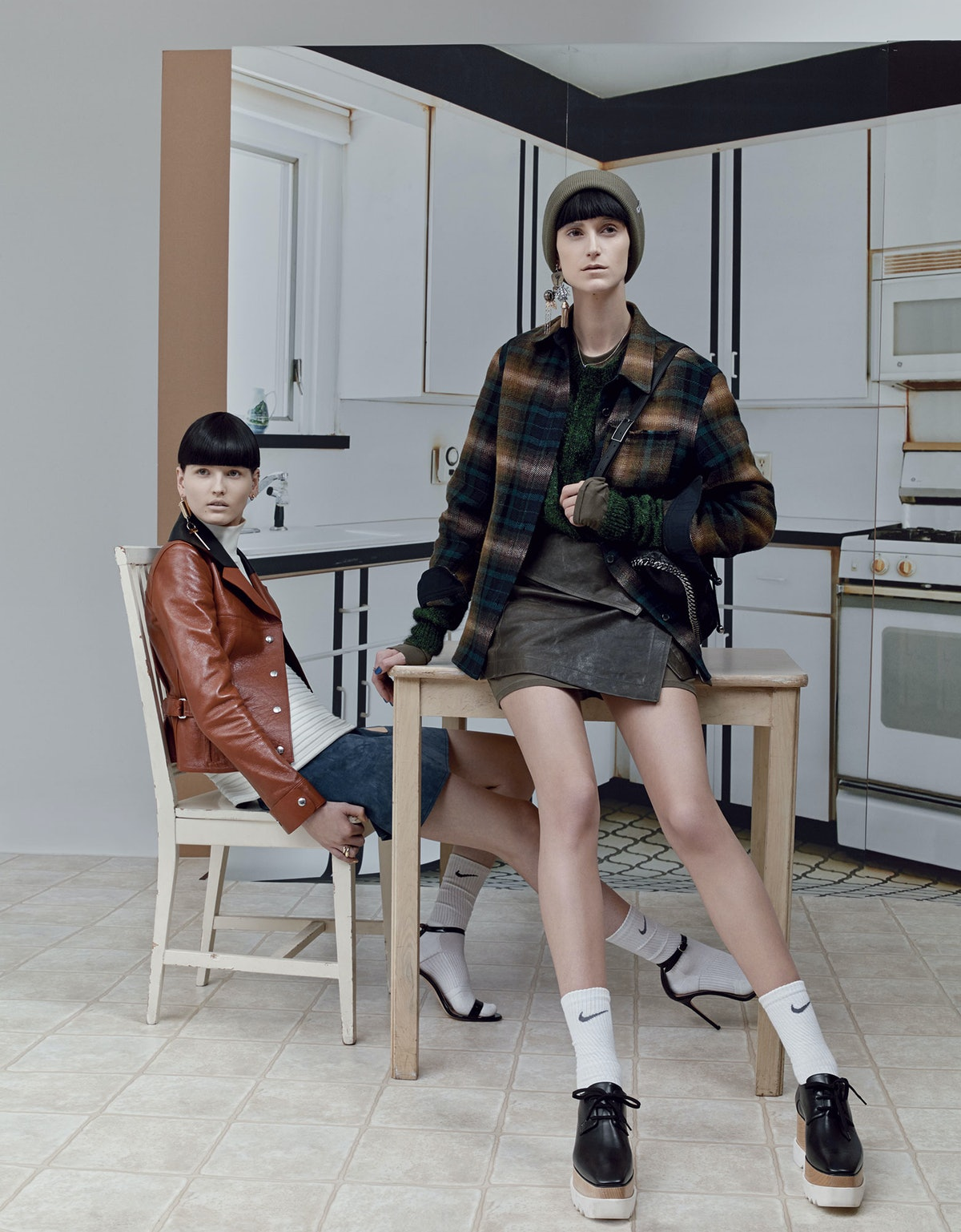 Louis Vuitton jacket Normcore