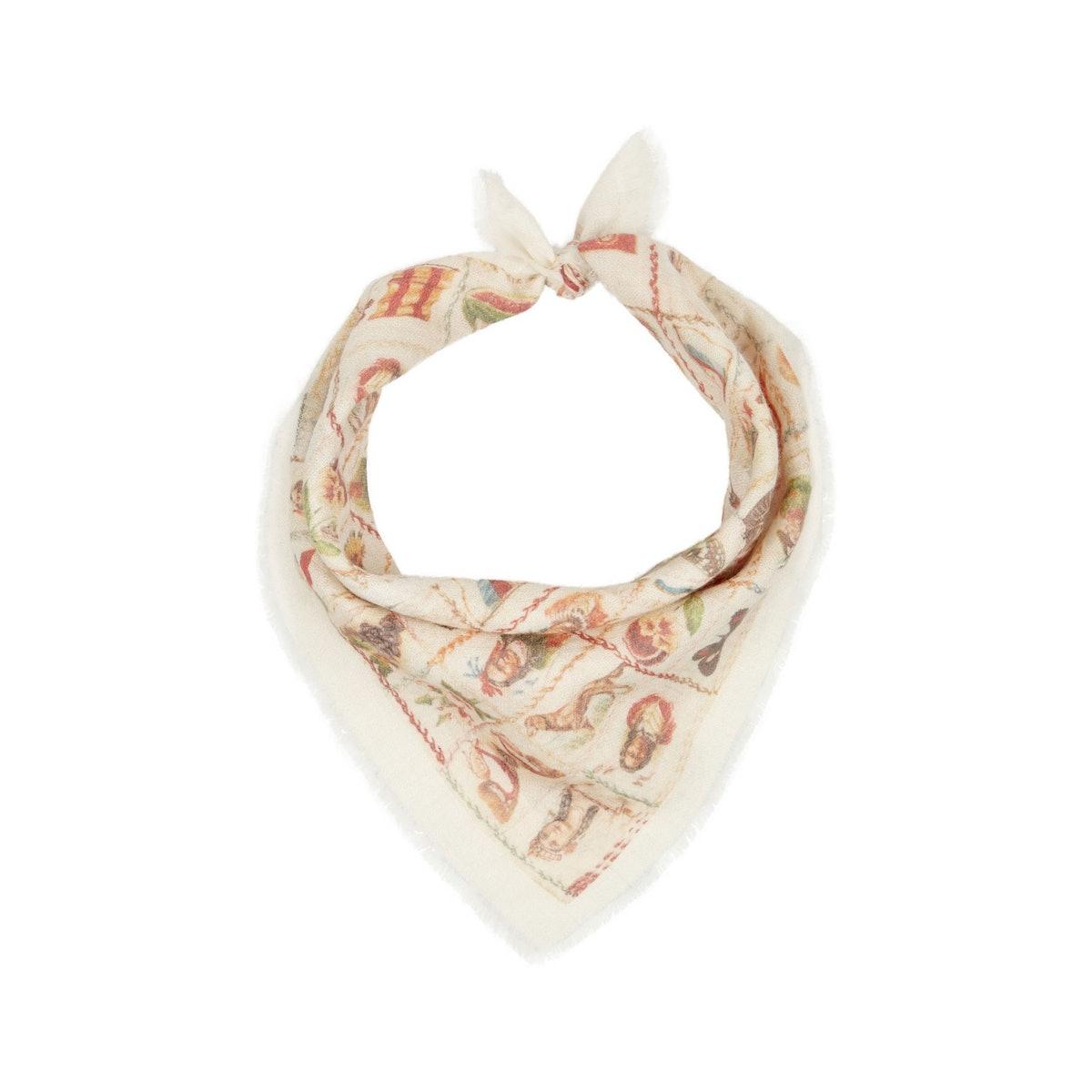The Elder Statesman + Wear LACMA scarf