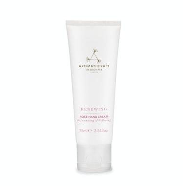 Aromatherapy Associates renewing rose hand cream