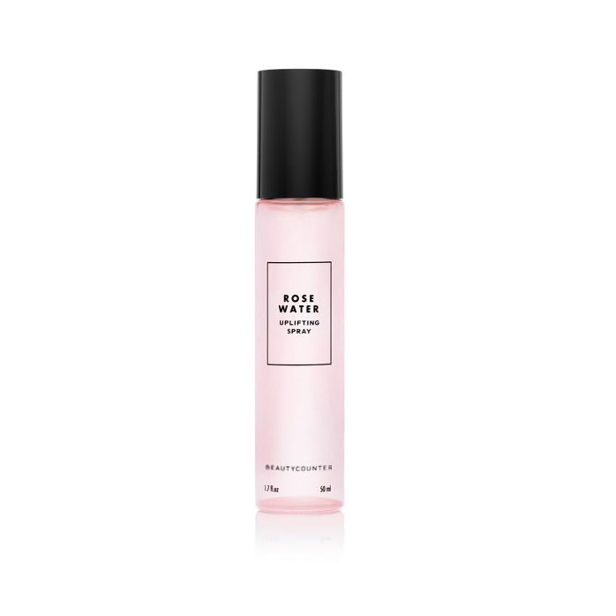 Beauty Counter rose water uplifting spray