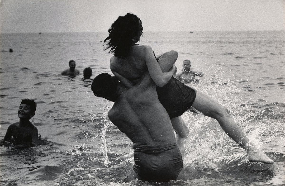 Coney Island by Garry Winogrand