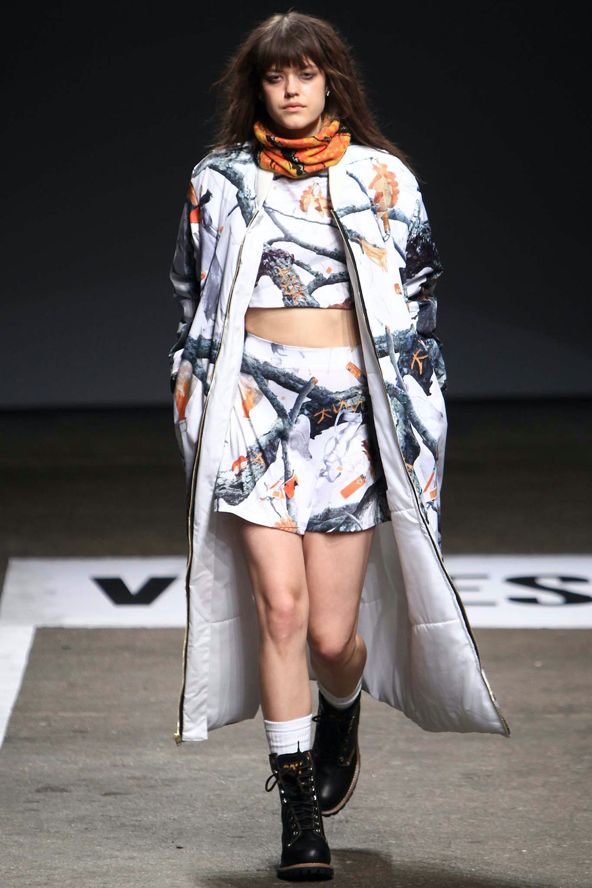 ASSK's fall runway collection