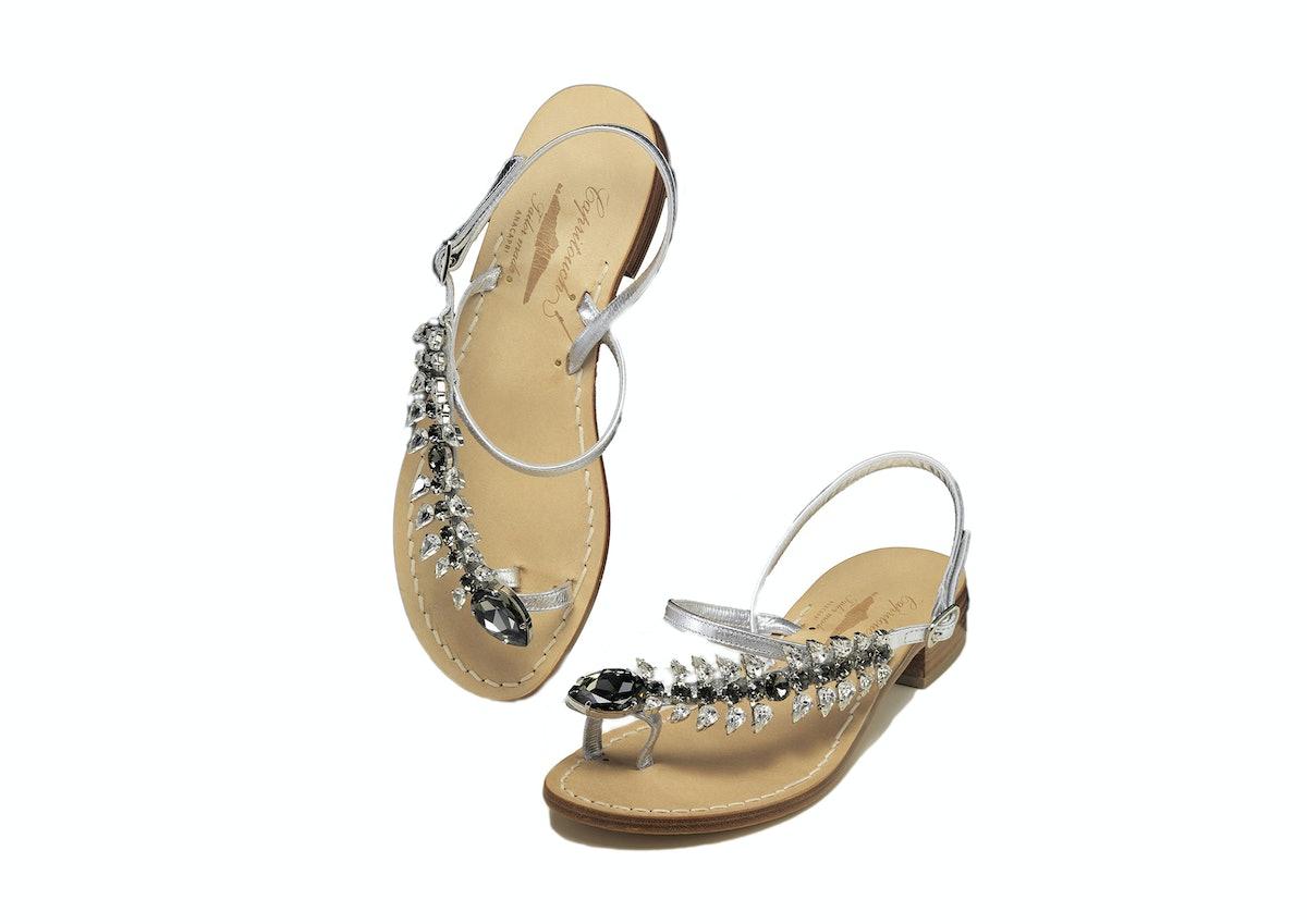 Capri touch sandals