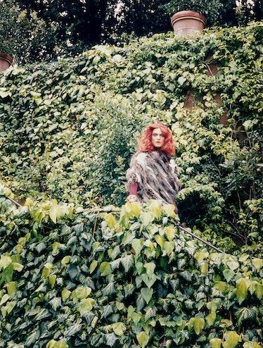 Fendi coat Venetia Scott