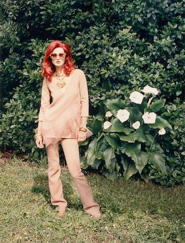 Marc Jacobs tunic Venetia Scott