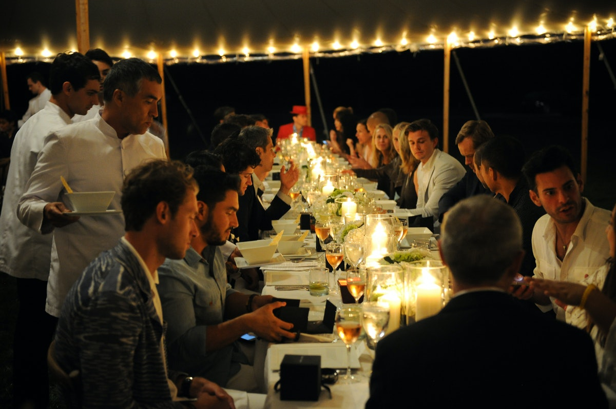 ACRIA's Cocktails at Sunset Presented by DAVID YURMAN