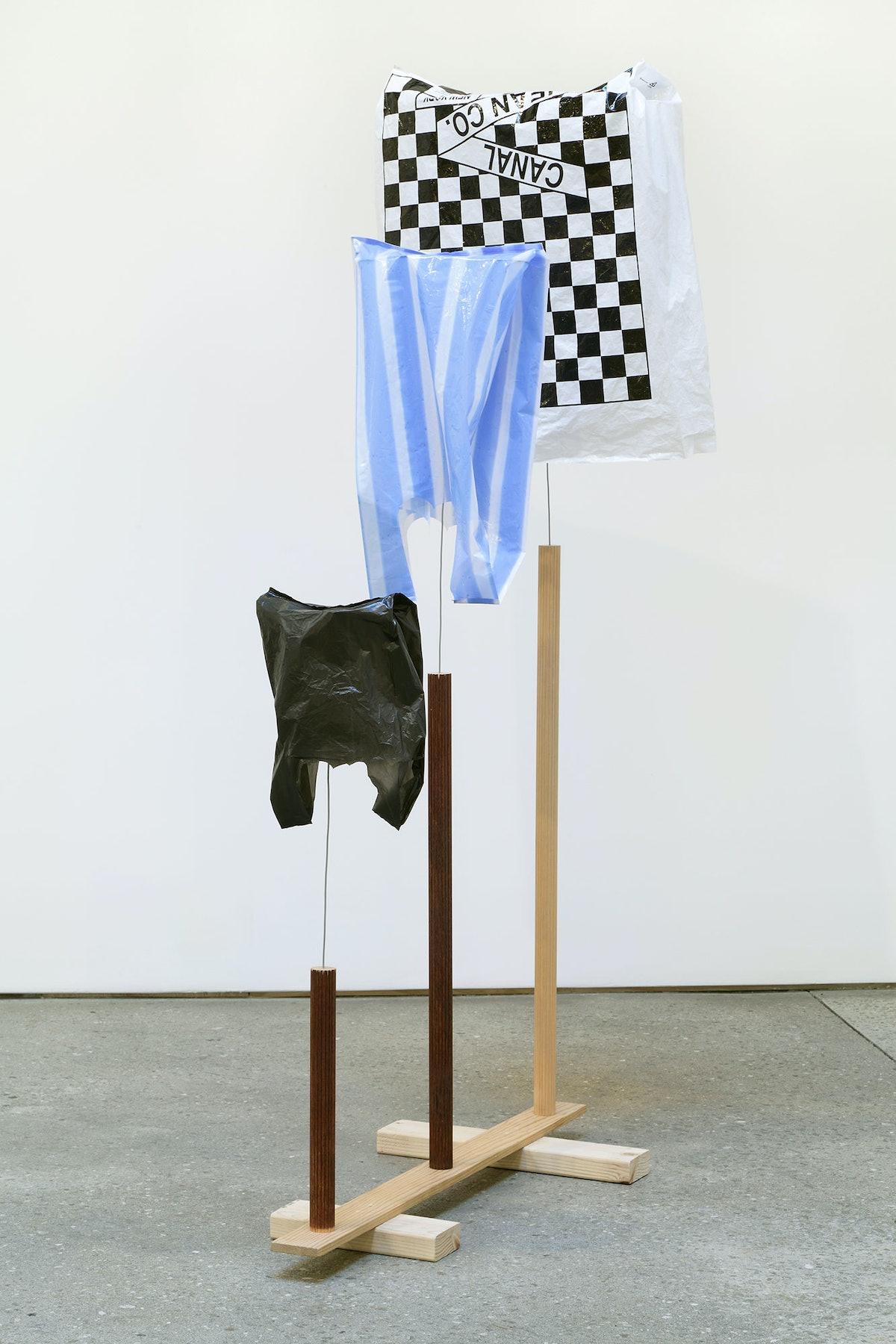 Untitled, 1993 by B Wurtz