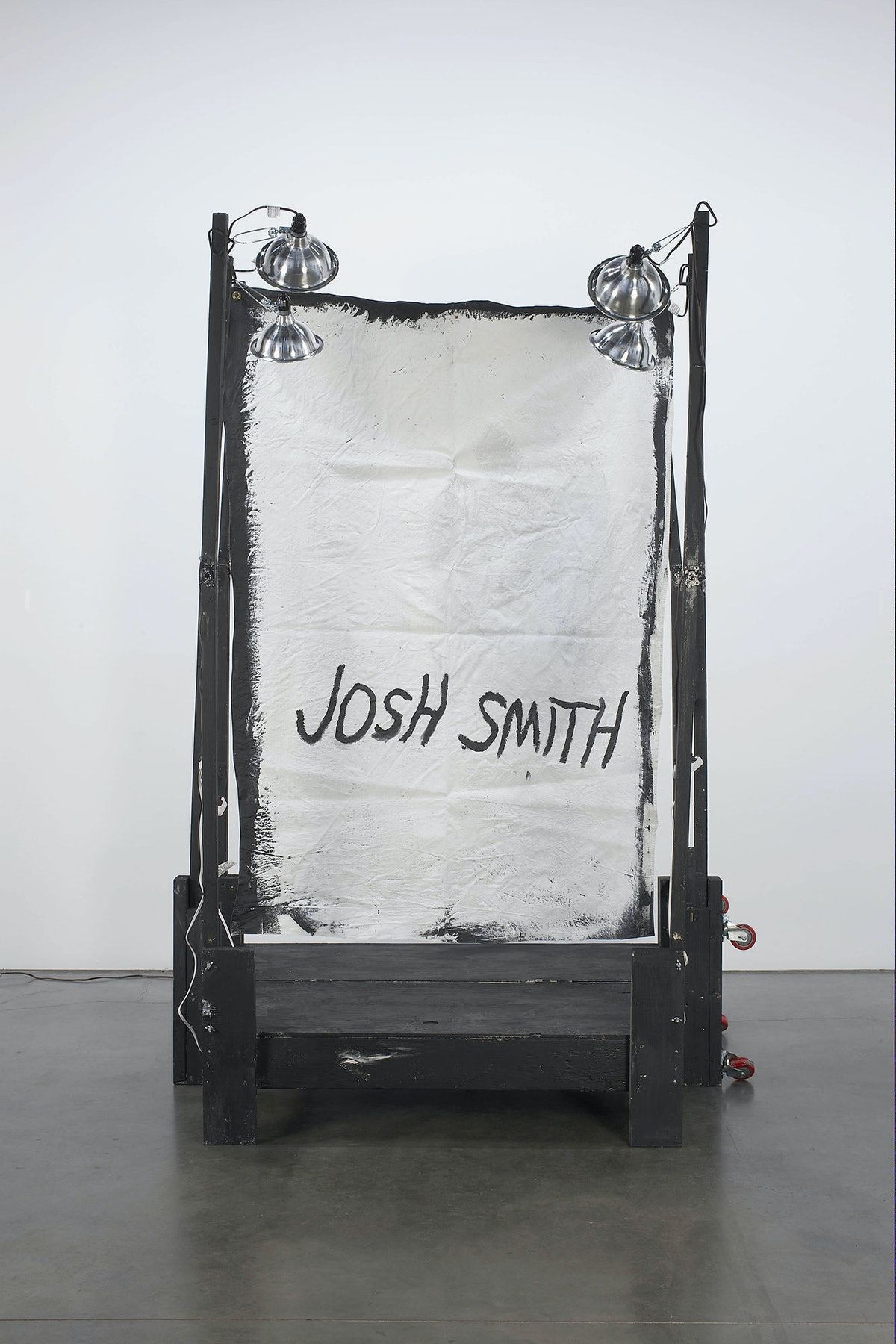 Stage Painting 1, 2011 by Josh Smith