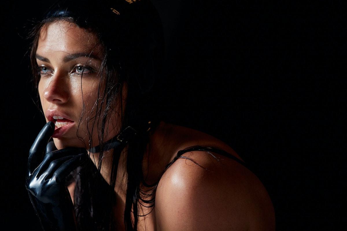 Adriana Lima in the 2015 Pirelli Calendar