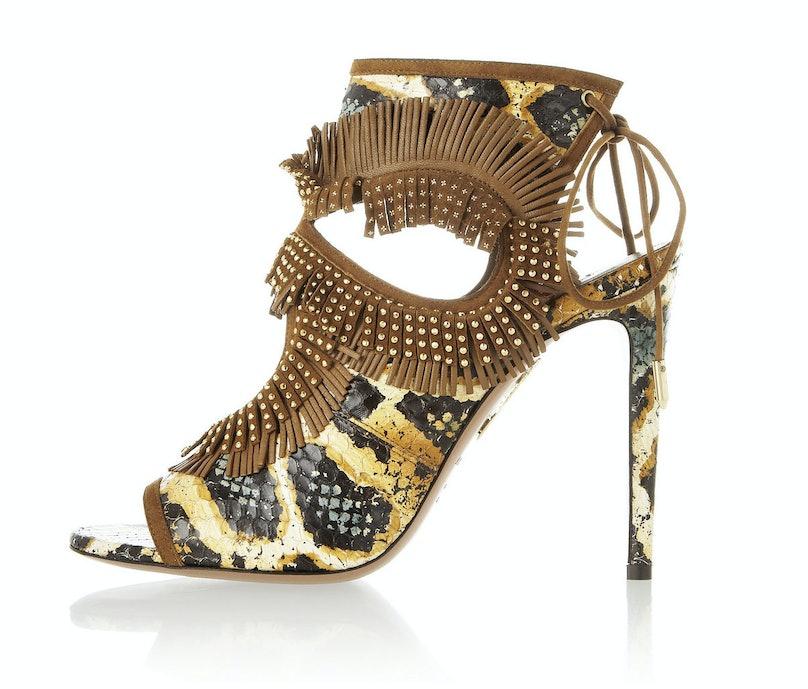 Aquazurra sandals