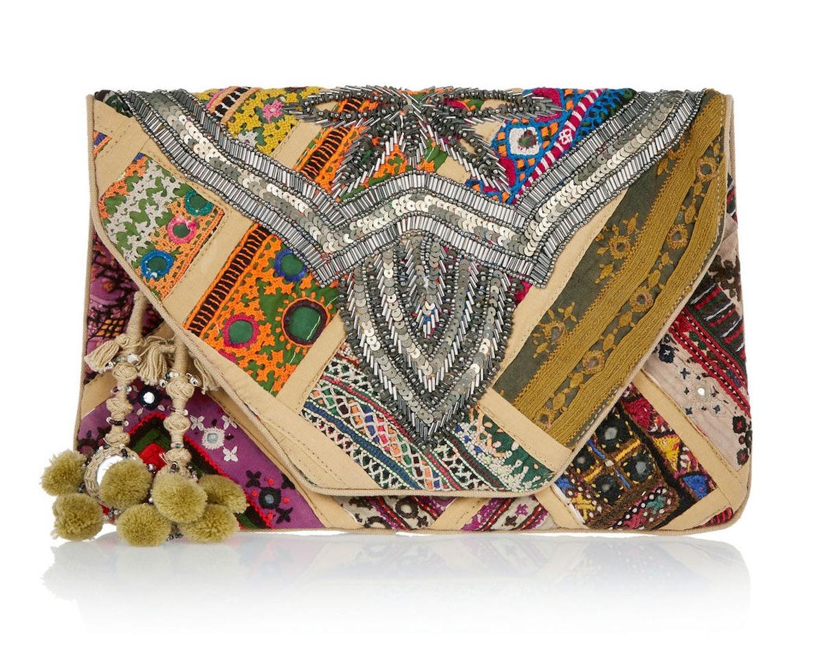 Antik Batik clutch