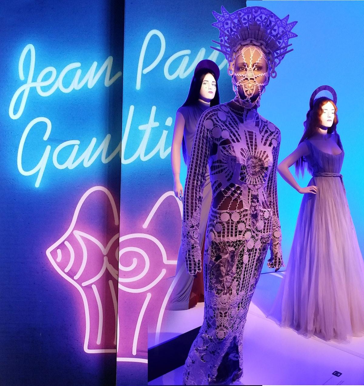 Jean Paul Gaultier show in London