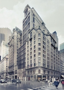 Valentino Fifth Avenue Flagship by David Chipperfield