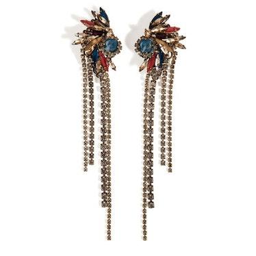 Erickson Beamon earrings