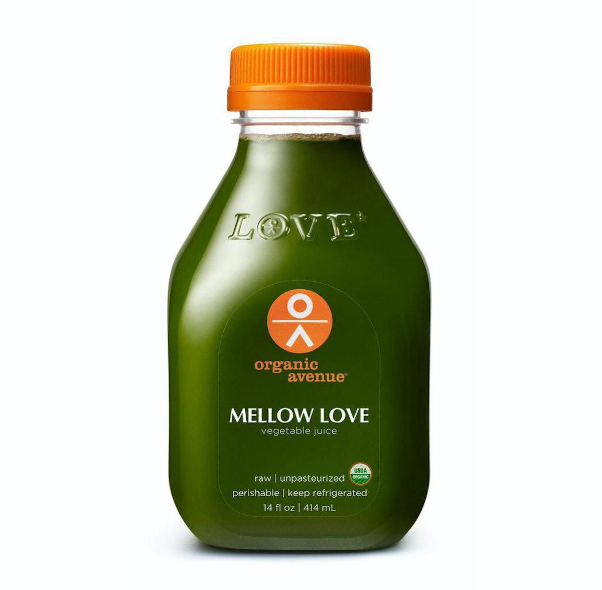 Organic Avenue Mellow Love Juice