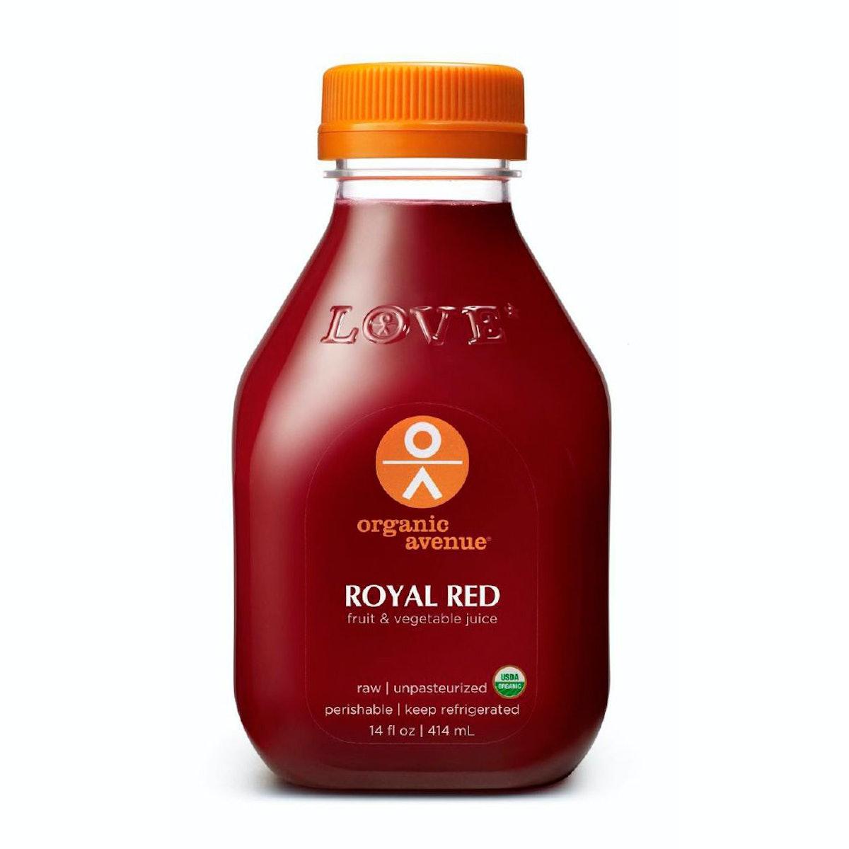 Organic Avenue Royal Red Juice