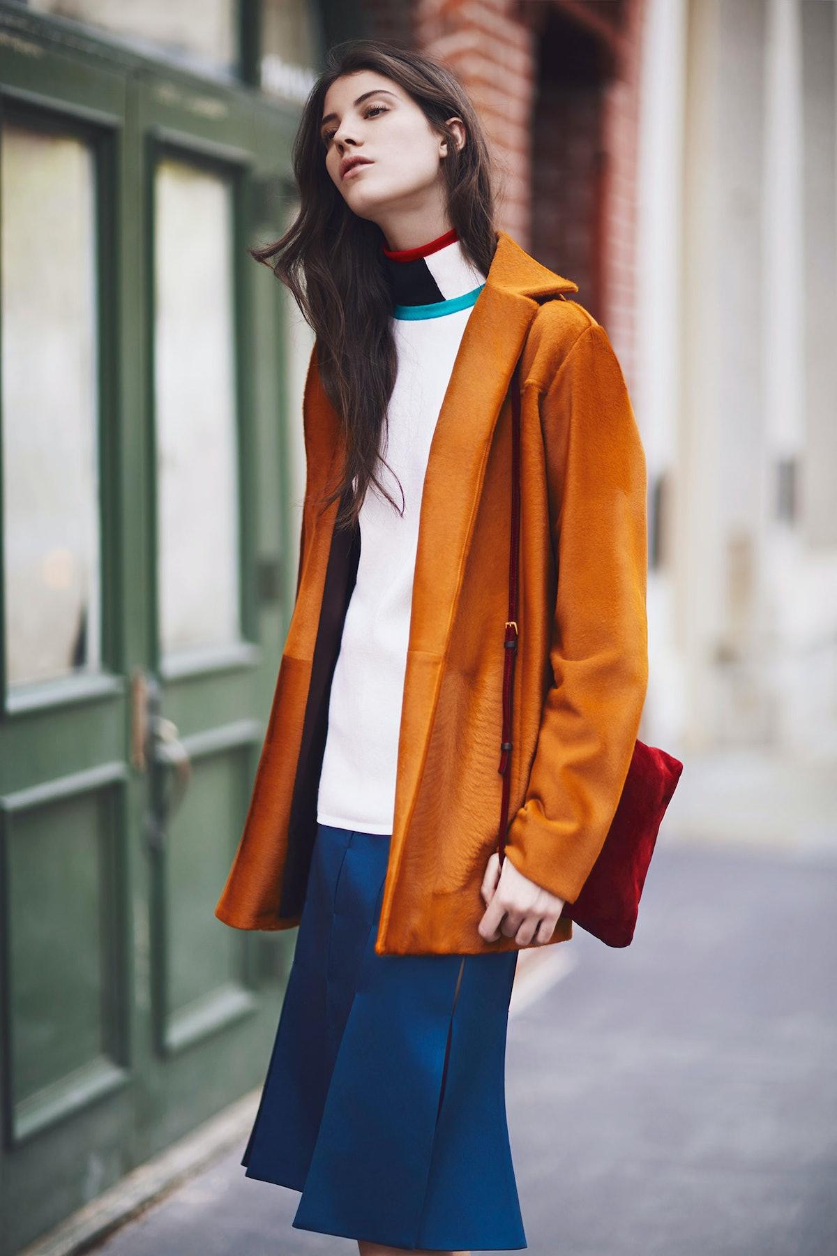Derek Lam coat