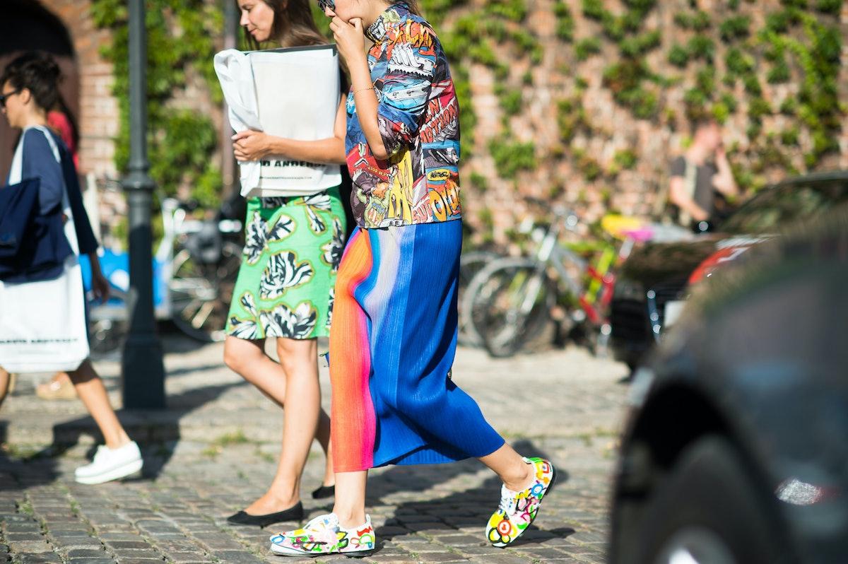 Copenhagen Spring 2015 Street Style Day 1