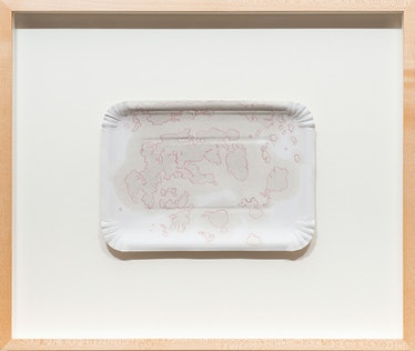 Clouds (16), 2008 by Mona Hatoum