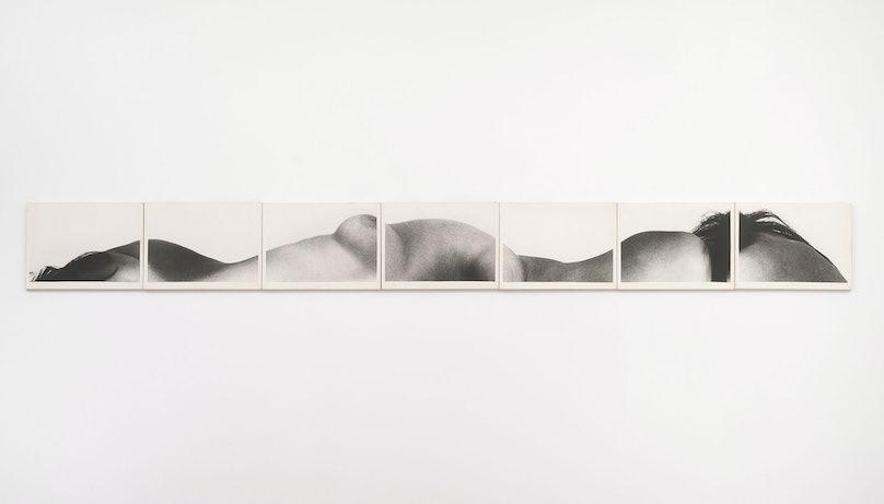 Figure Horizon #4, 1972 by Robert Heinecken