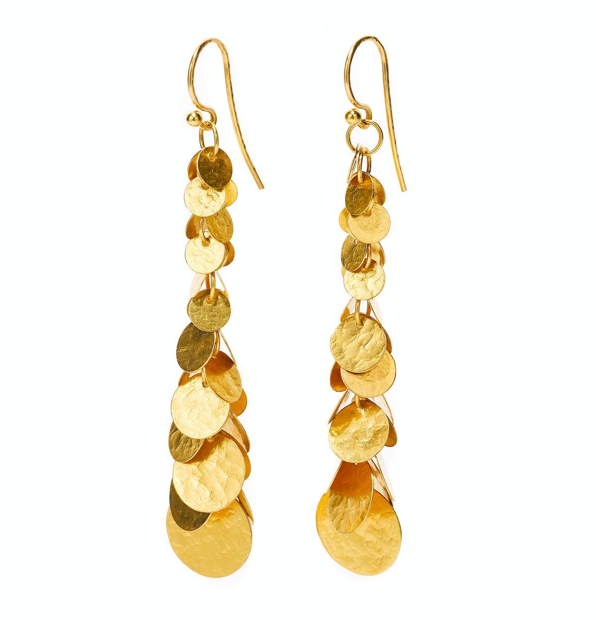 Gurhan gold earrings