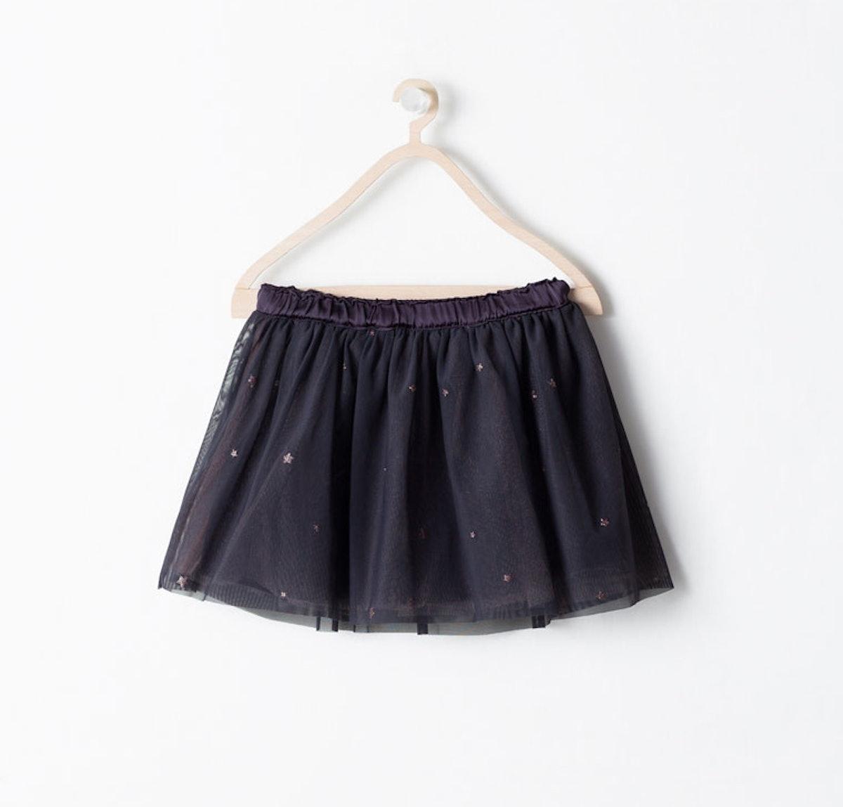 Zara skirt,