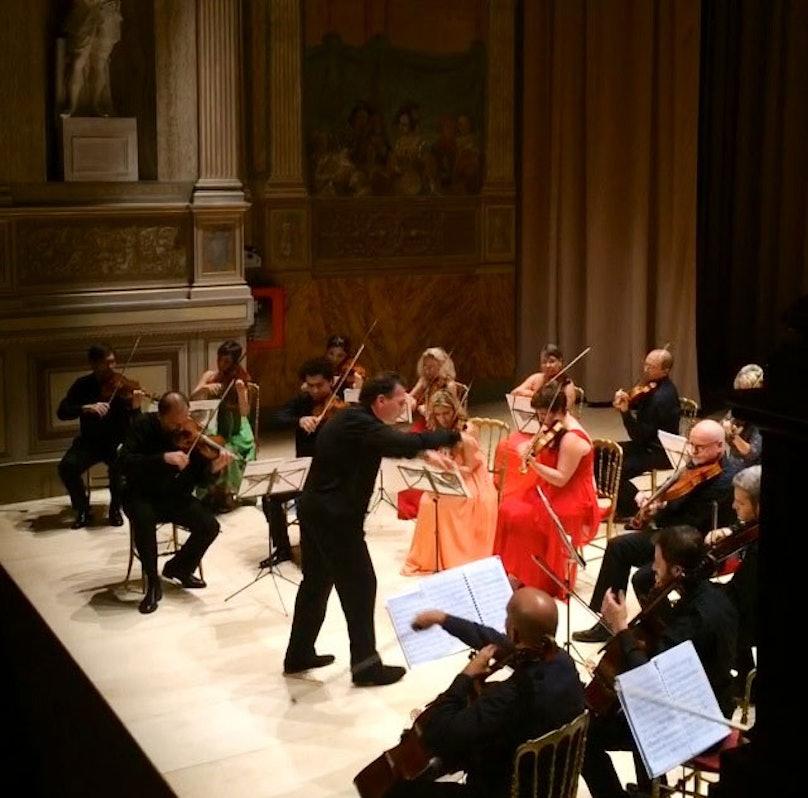 Concerts organized by Nicola Bulgari