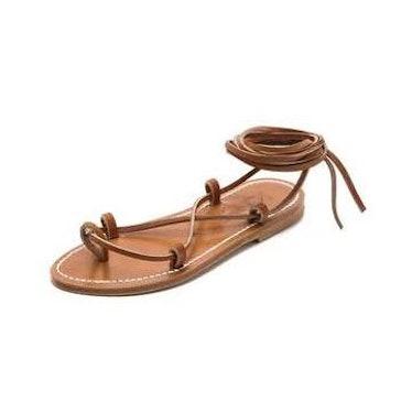 K. Jacques sandals